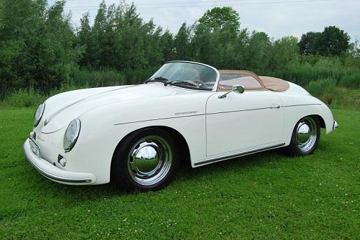 Porsche 356 Speedster (1957)